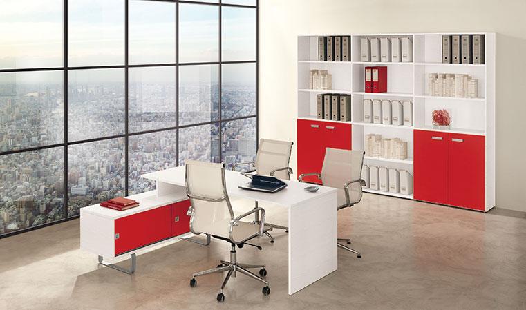 Mobili Moderni Per Ufficio : Mobili in kit per la casa e l ufficio ...