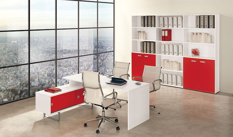 Home and office furniture kits valentini furnishing mobili for Arredamento per ufficio completo
